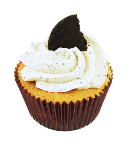 Mini Cookies and Cream Cupcake
