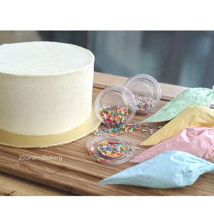DIY Cake Decorating Kit *Vegan Option Available*