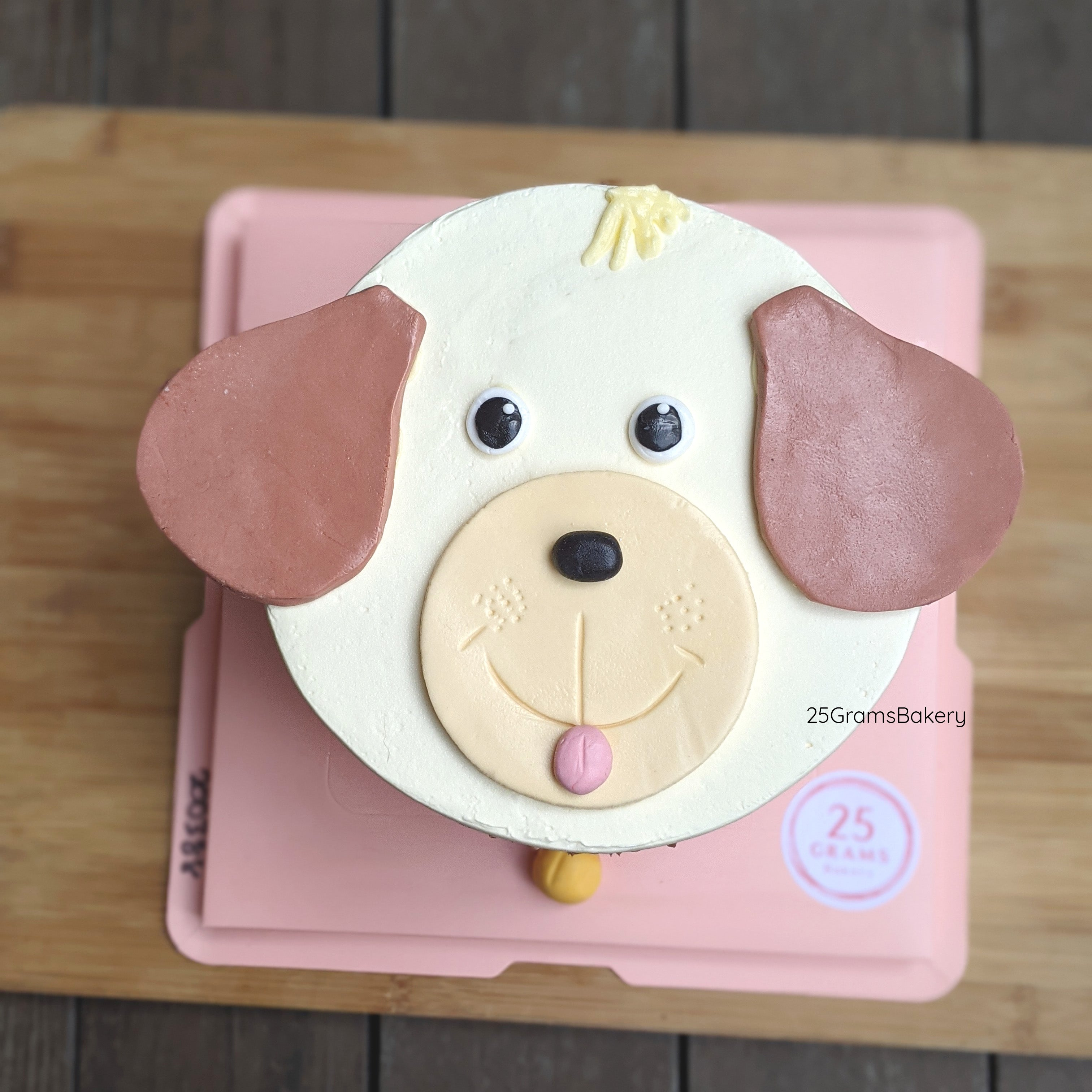 Doggy Cake *GF/V Options avail*