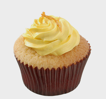 Mini Lemon Cupcake