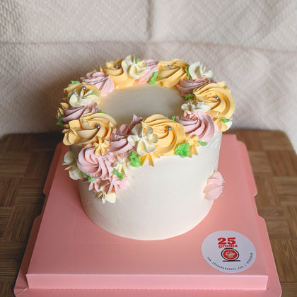 Mother's Day Special! Floral Rosette Cake