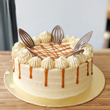 Salted Caramel Chocolate Cake  *Popular*