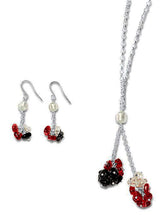 BRIZO - Sterling Silver Murano Glass Two Piece Jewelry Set