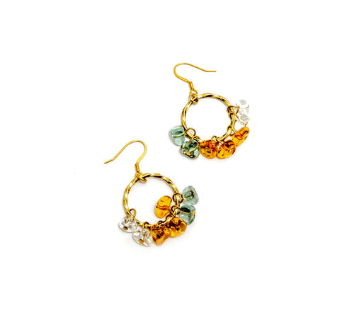 DOROTHEA - Murano Glass Earrings