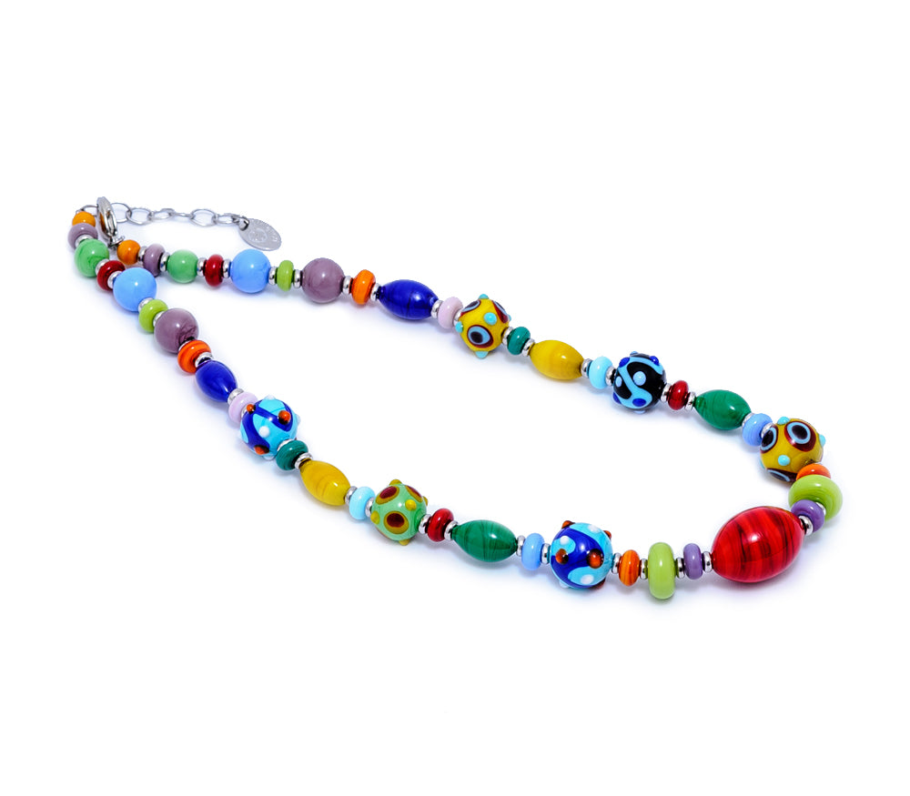 MINIMARAKESH - Murano Glass Classic Necklace