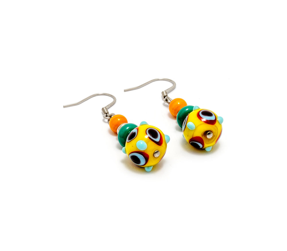 MINIMARAKESH - Murano Glass Earrings