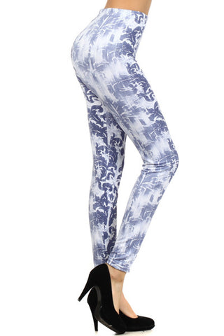 z- Ladies Printed Leggings