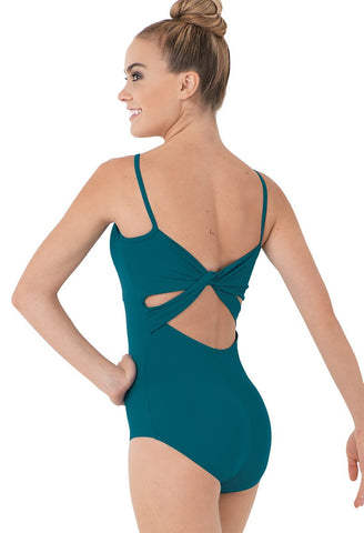 Z - Balera Twist Back Camisole Leotard