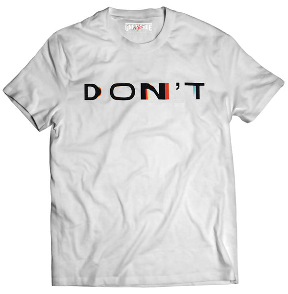 Onedegree Don't T-Shirt