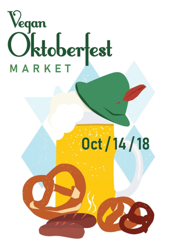 Oktoberfest Market - Sunday October 14th, 2018