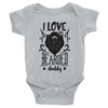 I Love My Bearded Daddy  [T-Shirt] awesomethreadz