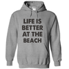 Life Is Better At The Beach   - awesomethreadz