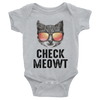Check Meowt Onesie  [T-Shirt] awesomethreadz