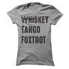 Whiskey Tango Foxtrot T Shirt - awesomethreadz