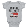 Future Firefighter Onesie  [T-Shirt] awesomethreadz