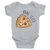 Home Slice Onesie  [T-Shirt] awesomethreadz