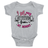 I Got My Attitude From My Mommy  [T-Shirt] awesomethreadz