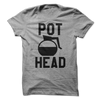 Pot Head T Shirt - awesomethreadz