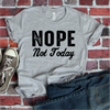 Nope Not Today Coffee Mug   awesomethreadz