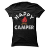 Happy Camper Campfire  [T-Shirt] awesomethreadz