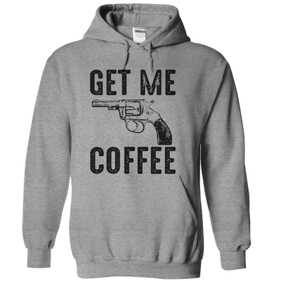Get Me Coffee  [T-Shirt] awesomethreadz