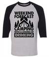 Weekend Forecast Camping With A Chance Of Drinking   awesomethreadz