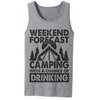 Weekend Forecast Camping With A Chance Of Drinking  [T-Shirt] awesomethreadz