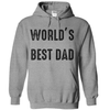 World's Best Dad  [T-Shirt] awesomethreadz