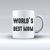 World's Best Mom Coffee Mug T Shirt - awesomethreadz