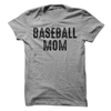 Baseball Mom  [T-Shirt] awesomethreadz