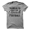 Sundays Are For Jesus & Football   awesomethreadz
