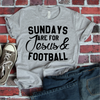 Sundays Are For Jesus & Football  [T-Shirt] awesomethreadz
