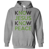 Know Jesus Know Peace  [T-Shirt] awesomethreadz