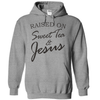 Raised On Sweet Tea & Jesus T Shirt - awesomethreadz