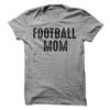 Football Mom  [T-Shirt] awesomethreadz