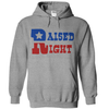 Raised Right  [T-Shirt] awesomethreadz
