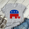 Republican Elephant  [T-Shirt] awesomethreadz