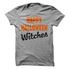 Happy Halloween Witches T Shirt - awesomethreadz