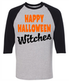 Happy Halloween Witches  [T-Shirt] awesomethreadz