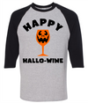 Happy Hallo-Wine  [T-Shirt] awesomethreadz