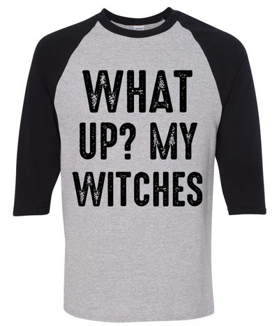 What Up? My Witches   awesomethreadz