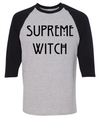 Supreme Witch  [T-Shirt] awesomethreadz