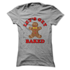 Lets Get Baked Gingerbread Man   awesomethreadz