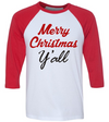 Merry Christmas Yall  [T-Shirt] awesomethreadz