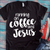 Running On Coffee And Jesus Coffee Mug