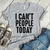 I Can't People Today Coffee Mug