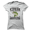 I Rescue Fish From Water And Beer From Bottles T Shirt - awesomethreadz