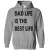 Dad Life Is The Best Life T Shirt - awesomethreadz