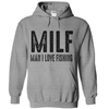MILF Man I Love To Fish T Shirt - awesomethreadz