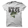 Kiss My Bass  [T-Shirt] awesomethreadz